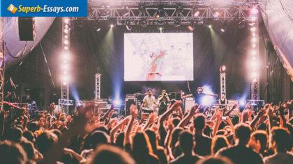 Concert Report</a>