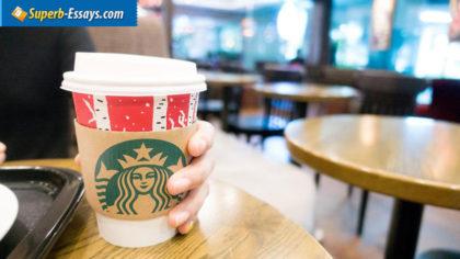 Writing a Sample Essay on Starbucks</a>